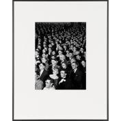 Audience Wearing 3-D Glasses-LIFE Magazine Fine Art Collection