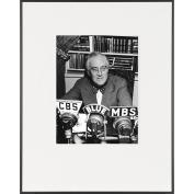 President Franklin D. Roosevelt Speaking-LIFE Magazine Fine Art Collection