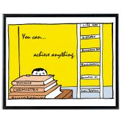 You Can Achieve Anything - SoHo Poster Collection