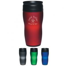 Health & Safety - 16 oz. Soft Touch Tumbler
