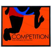 Competition Runner - SoHo Poster Collection