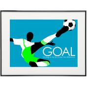 Goal Soccer - SoHo Poster Collection