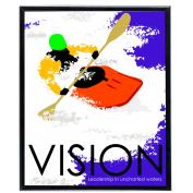 Vision Kayak - SoHo Poster Collection