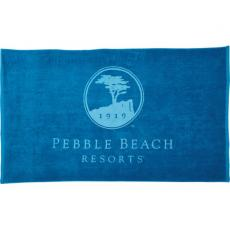 Health & Safety - 18 lb./doz. Colored Beach Towel