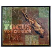 Focus Driver - SoHo Poster Collection