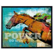 Power Horseback Rider - SoHo Poster Collection