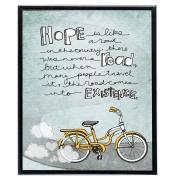 Hope Is Like A Road In The Country - SoHo Poster Collection