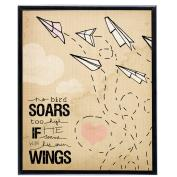 Soar With Your Own Wings - SoHo Poster Collection