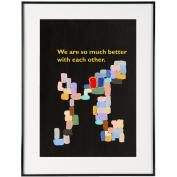 Each Other - SoHo Poster Collection