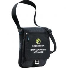 Health & Safety - Zoom<sup>™</sup> Media Messenger Bag For Tablets
