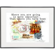 Where You Are - SoHo Poster Collection