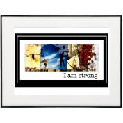I Am Strong - SoHo Poster Collection