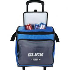 Office Supplies - Arctic Zone<sup>®</sup> 35-Can Cooler with Rolling Cart