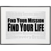 Find Your Mission - SoHo Poster Collection