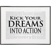 Kick Your Dream - SoHo Poster Collection