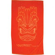 Office Supplies - 15 lb./doz. Colored Beach Towel