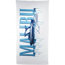 Home & Family - 10.5lb./Doz. Mid-Weight Beach Towel
