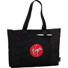 Home & Family - 100% Recycled PET Laguna Zippered Tote