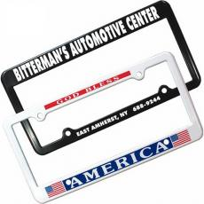 Office Supplies - License Plate Frame