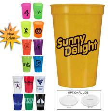 Home & Family - 17 oz. Smooth Stadium Cup