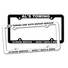 Office Supplies - Thin Panel License Plate Frame