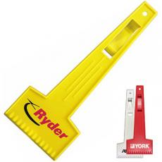 Office Supplies - Large Ice Scraper with Visor Clip