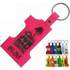 Candy, Food & Gifts - Number One Key Tag
