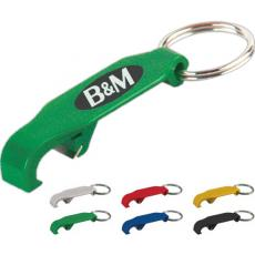Apparel - Beverage Opener with Key Ring