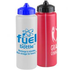 Home & Family - The Sport Quart 32 oz Bottle with Valve Lid