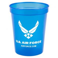 Home & Family - 16 oz. Translucent Stadium Cup