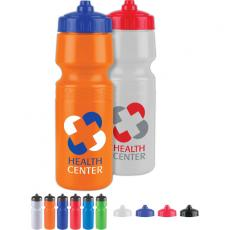 Home & Family - The Mighty Shot 24 oz Bottle with Valve Lid