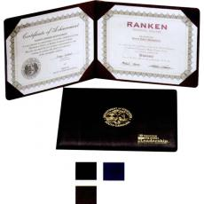Apparel - Padded Diploma Cover
