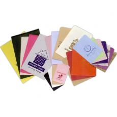 Home & Family - Colors Paper Merchandise Bag - Hot Foil Stamping