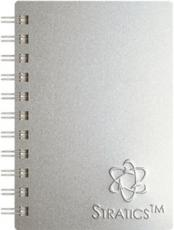 Office Supplies - AlloyJournal<sup>™</sup> - Large JotterPad - Alloy Front/ Chip Back