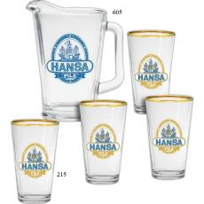 Home & Family - Pitcher and pint set