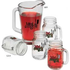 Home & Family - Pitcher and Handled Jar Set