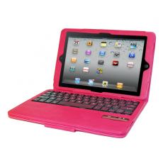 Health & Safety - iPad Mini Case with Detachable Key Board- Pink