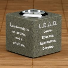 Leadership Desk Clock
