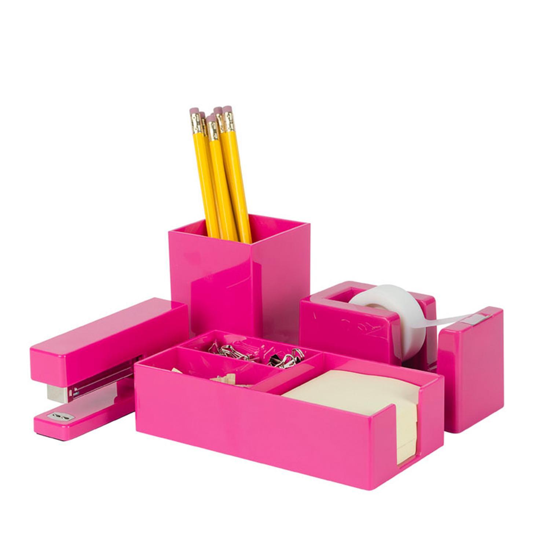 Pink Brighten Up Gift Set Desk Accessories Shop By Type