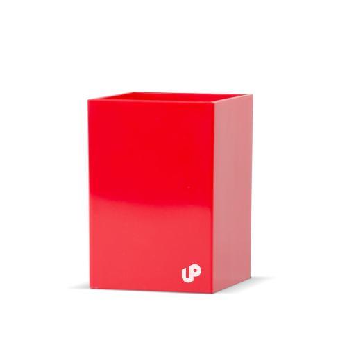 Brighten Up Red Pen Cup