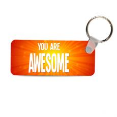 New Products - You Are Awesome Keychain