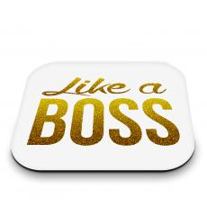 Mouse Pads - Like a Boss Mouse Pad