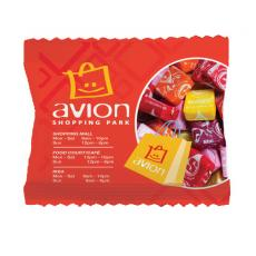 Candy, Food & Gifts - Wide Zaga Snack Promo Pack Candy Bag with Starbursts