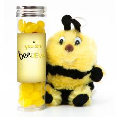 Valentine's Day Gifts - You Are Un-BEE-lievable Candy Gift Set