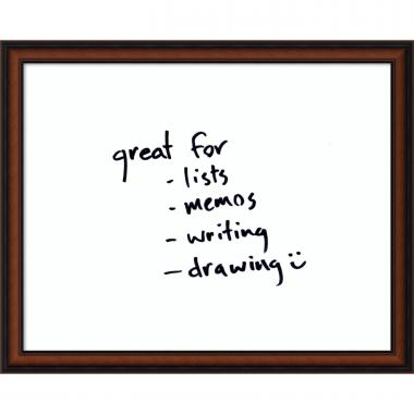 Bella Noce Glass Dry-Erase Board - Medium Office Art