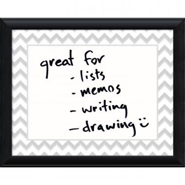 Chevron Message Dry-Erase Board - Medium Office Art