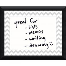 All Motivational Posters - Chevron Message Dry-Erase Board - Medium Office Art