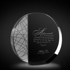 Crystal Awards - Achievement Crystal Award