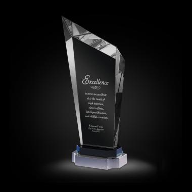 Excellence Peak Crystal Award