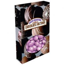 Candy, Food & Gifts - Customizable Oval Box Packaging with Corporate Chocolate